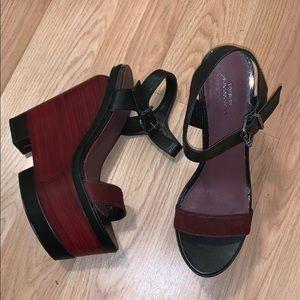 Baker heels